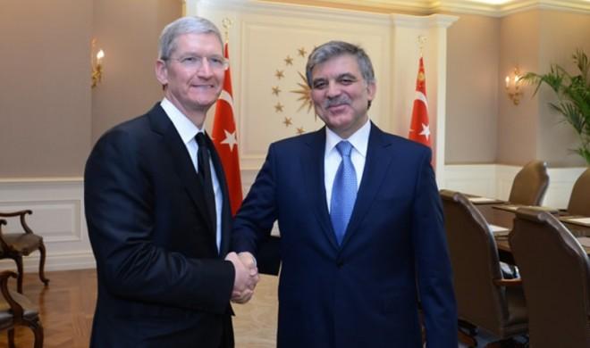 Türkei verlangt mehr Engagement seitens Apple, lockt mit Steuervorteilen