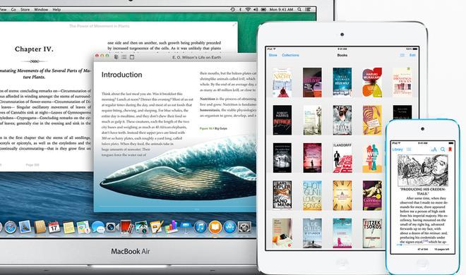Apple wehrt sich gegen E-Book-Aufpasser