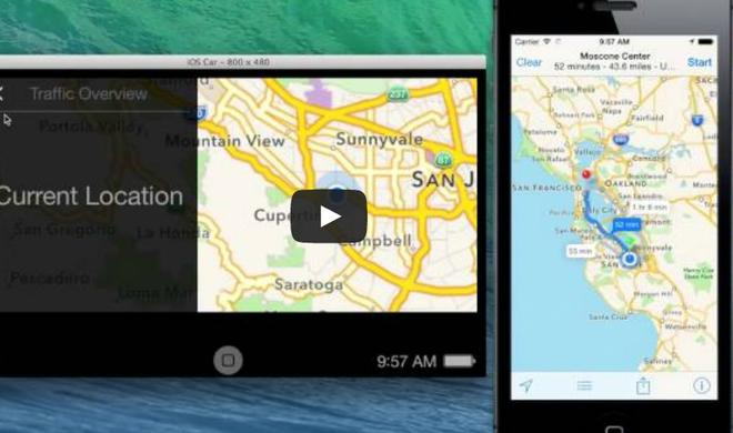 Start zum Genfer Autosalon erwartet: Wie wichtig ist iOS in the Car?