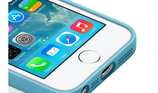 Galaxy S5: Samsung kopiert Apples Touch ID