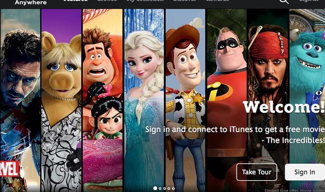 Muppets und Co. jederzeit und überall: Disney und Apple kooperieren