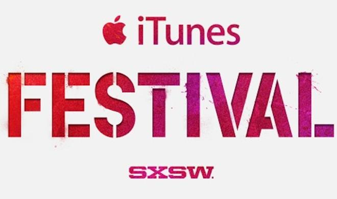 SXSW iTunes Festival auf Apple TV