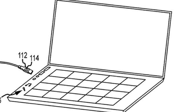 Apple lässt sich tastenloses MacBook patentieren