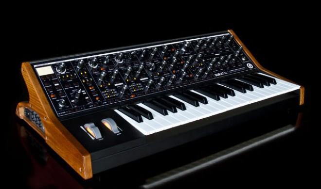 Moog Sub 37 Tribut Edition - Hardware Synthesizer