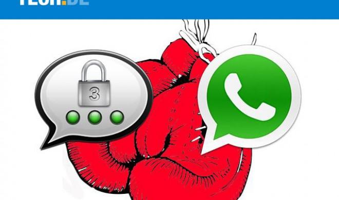 [Lesetipp] WhatsApp v. Threema: Welche ist die bessere App?