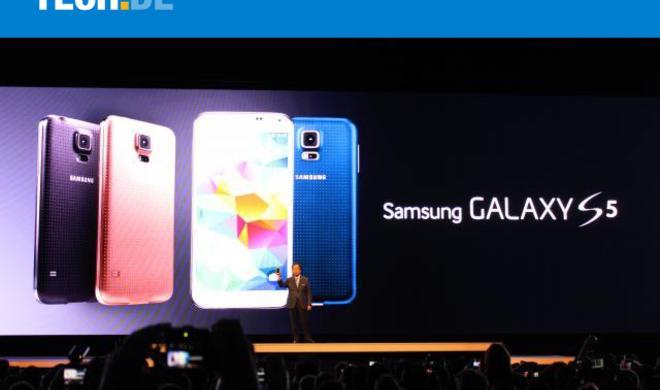 [Lesetipp] Es ist soweit: Samsung präsentiert sein Galaxy S5