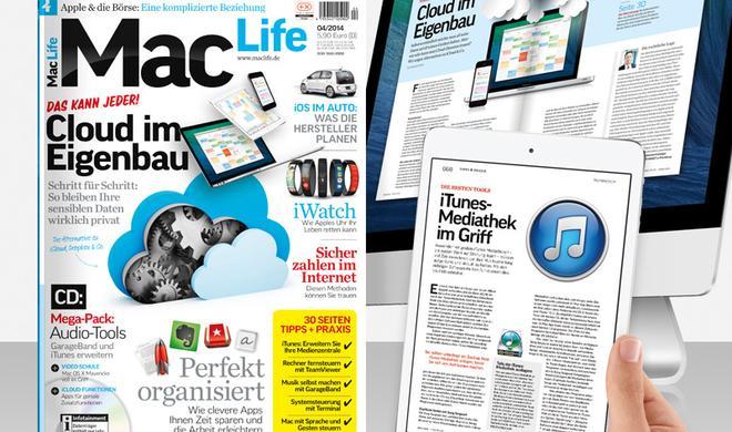 Produktiv am Mac, Cloud im Eigenbau, iOS im Auto u.v.m.
