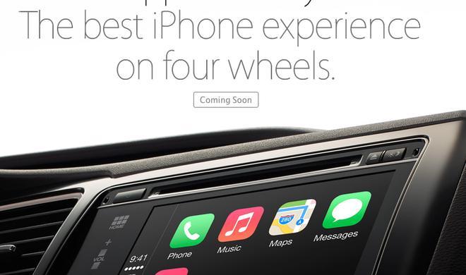 CarPlay und QNX: Apple und BlackBerry sind Partner