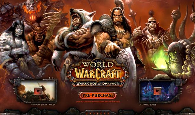 World of Warcraft: Warlords of Draenor erscheint diesen Herbst