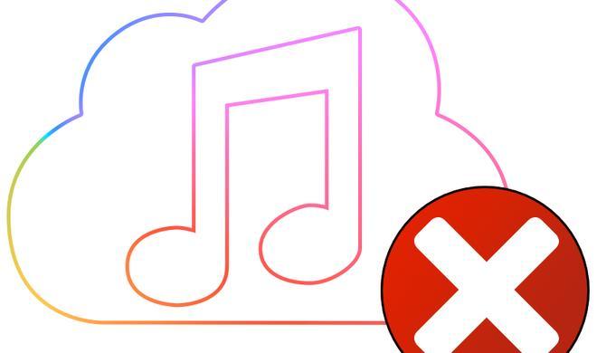 iCloud-Musik auf dem iPhone ausblenden