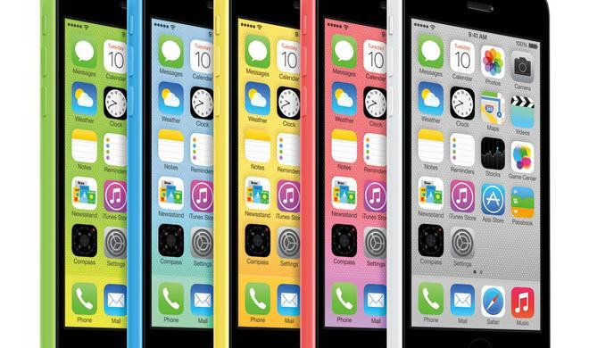 iPhone 5c: 8-GB-Sparmodell kommt mit weniger als 5 GB freiem Speicherplatz