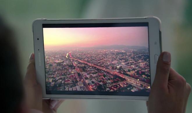 Schlechter Stil: Samsung-Werbespot verspottet iPad, Surface und Kindle