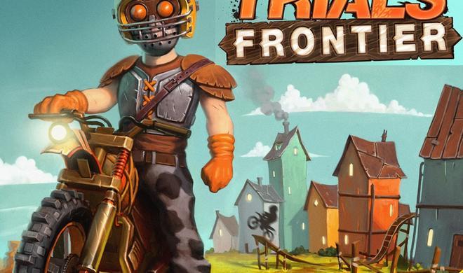 Trials Frontier: iOS-Version erscheint am 10. April