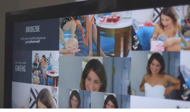 Photowall: App verwandelt Fernseher via Chromecast in interaktiven Bilderrahmen