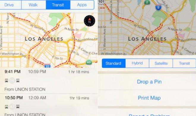 Karten-App: Apple bessert sichtbar nach