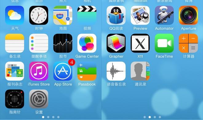Neue iOS 8 Bilder: Kommt Aperture für iOS?