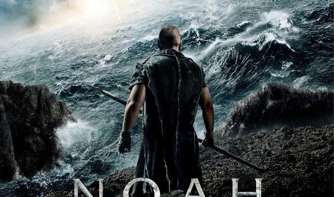 """Großes Kino: iPad wird in """"Noah"""" zum Regenmacher"""