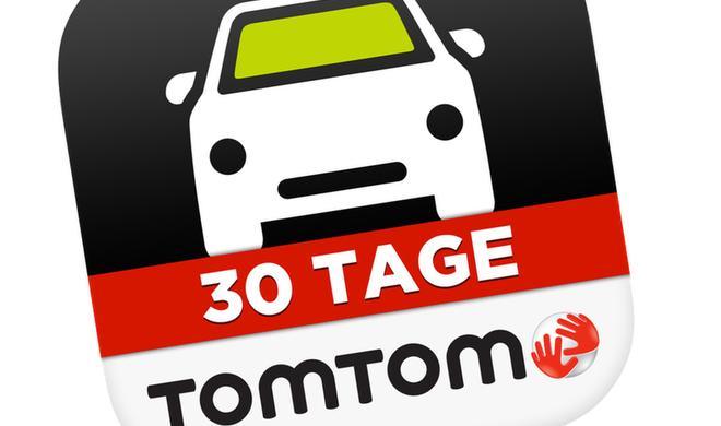 TomTom für iPhone: 30 Tage-Testversion lädt zum Ausprobieren ein