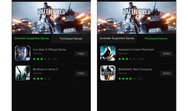Kazuyo: Weitere Details zum iOS-7-Gamepad von Razer