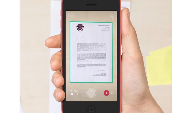 Doo veröffentlicht Scanbot für das iPhone