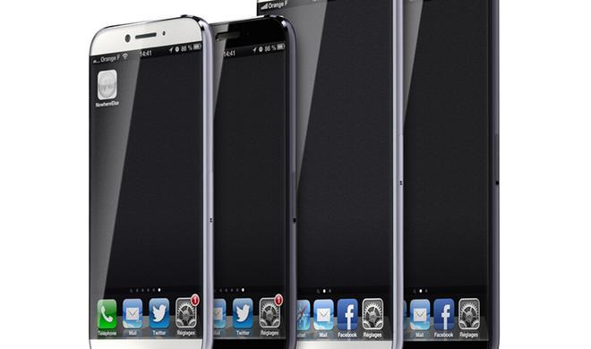 Warum Apple größere iPhones bauen muss