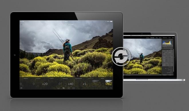 Adobe veröffentlicht Lightroom für das iPad