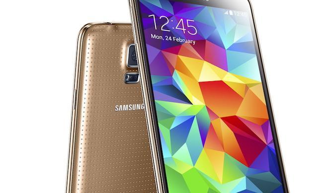 Fingerabdrucksensor im Galaxy S5 bereits gehackt