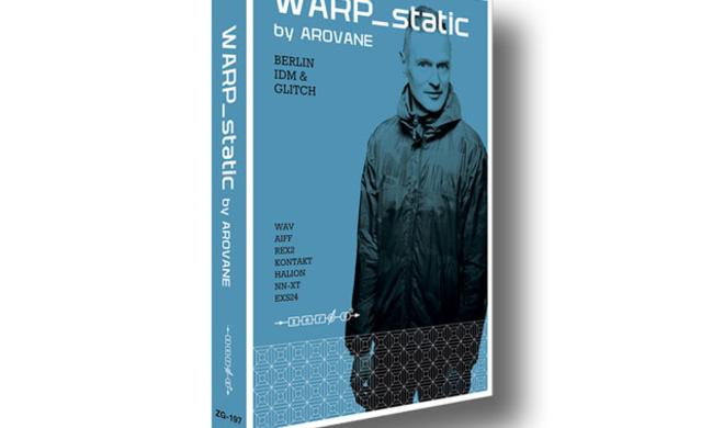 Zero-G Warp Static - IDM und Electronica Samples