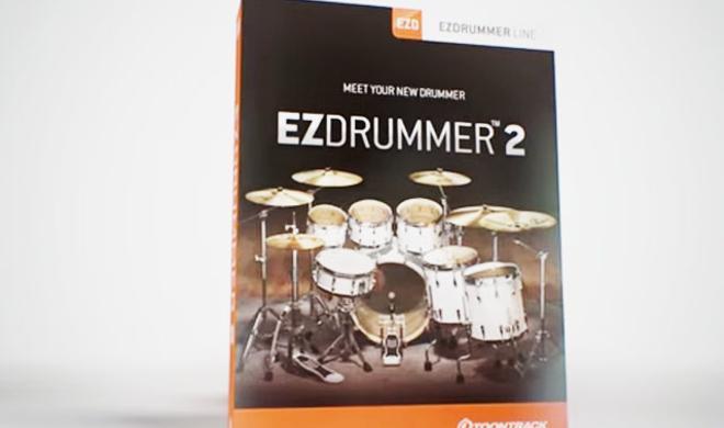 Toontrack EZDrummer 2 - Virtuelles Schlagzeug