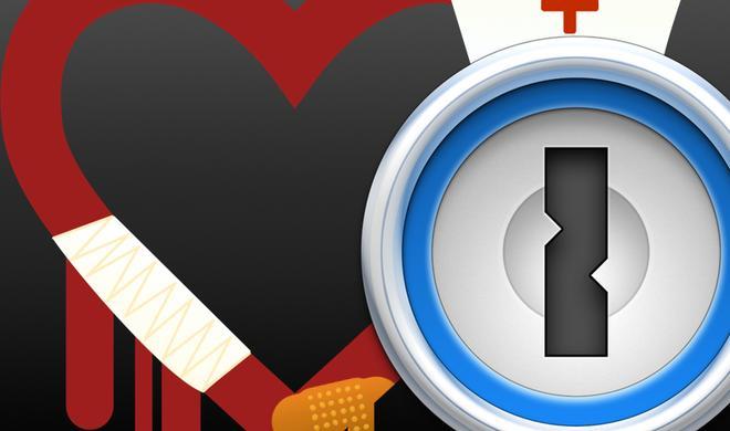 Heartbleed: So hilft ihnen 1Password beim Wechsel ihrer Passwörter