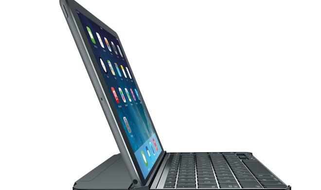 Schutz für das iPad: Logitech präsentiert neues Tastaturcover und weitere neue iPad-Hüllen