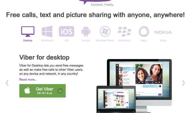 Achtung Sicherheitslücke: Viber verschickt Videos und Bilder ohne Verschlüsselung