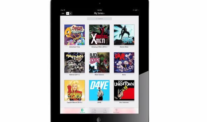 ComiXology stellt In-App-Käufe nach Amazon-Übernahme ein
