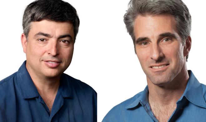 Re/code-Konferenz: Eddy Cue und Craig Federighi vertreten Tim Cook