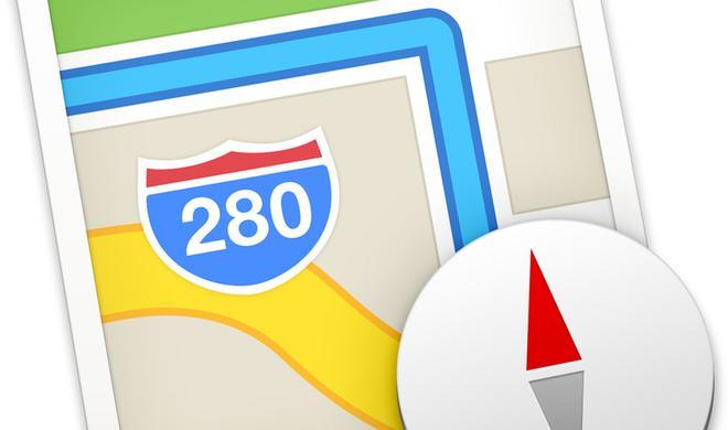 Geschäfte in Maps schneller finden
