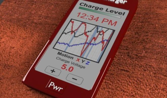 Netzfundstück: Minikraftwerk iMoveCharger für die Hosentasche