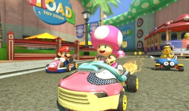 Nintendo bringt Mario Kart 8 auf das iPhone