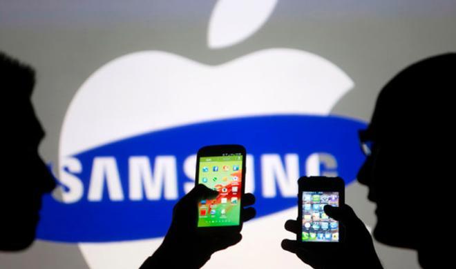 Apple und Samsung geben Marktanteile an chinesische Konkurrenten ab