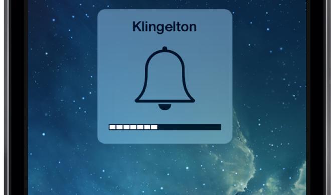 Eigene Klingeltöne für iPhone-Kontakte einrichten