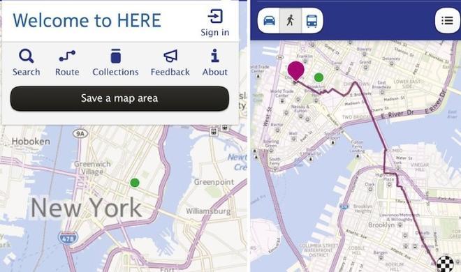 HERE Maps: Nokias Kartendienst bald wieder auf iOS-Geräten verfügbar?