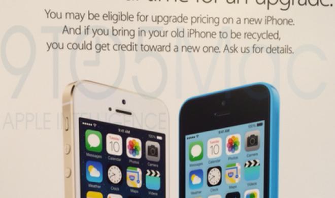 US-Apple-Stores starten iPhone-Upgrade-Aktion