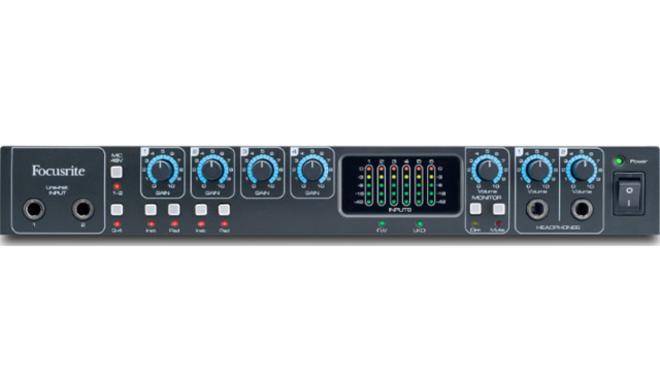 Focusrite Saffire Pro 26 - Audio-Interface