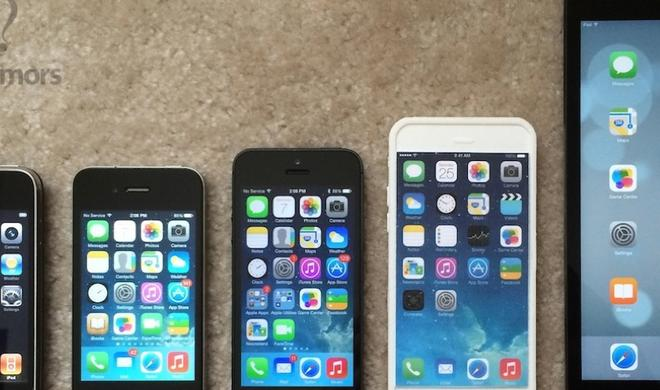 iPhone 6: Auch Innolux soll Displays liefern