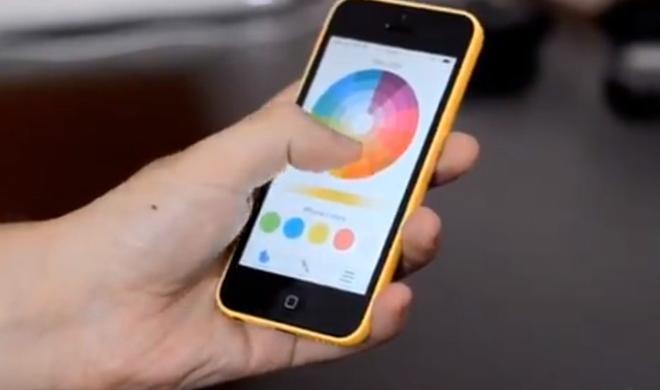 Cooles Konzept zeigt iPhone mit App-gesteuerter Gehäuse-Farbe