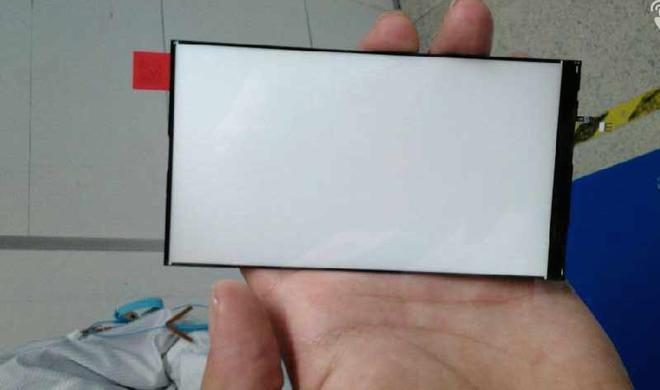 iPhone 6: Ist dies die Hintergrundbeleuchtung?