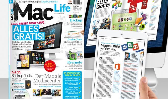Kostenlose Downloads, Fotobücher, Office auf dem iPad und vieles mehr