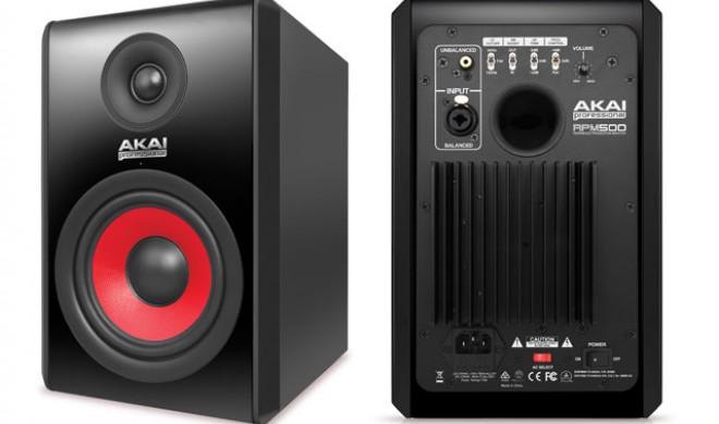 Akai RPM500/800 - Aktive 2-Wege Monitore