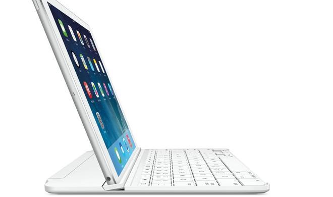 Ultrathin: Logitech stellt neue Version seines iPad-Tastaturcovers vor