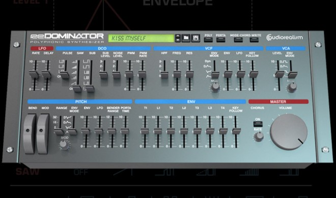 AudioRealism ReDominator - Synth Plug-in