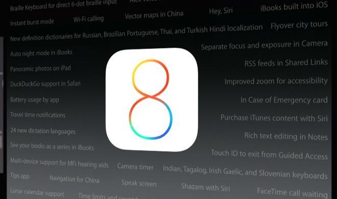 Telefonieren im WLAN und mehr: 8 fantastische neue iOS-8-Funktionen